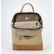 Buy Mi-Pac Classic Canvas Tote Back Pack Online at johnlewis.com