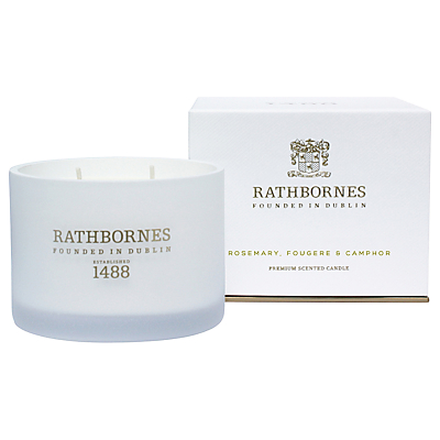 Rathbornes Rosemary & Fougere Candle