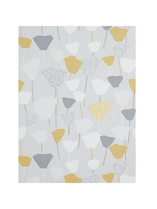 John Lewis & Partners Elin Wallpaper, Citrine