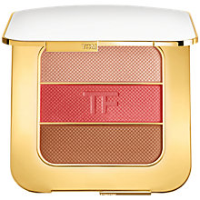 Buy TOM FORD Soleil Contouring Compact, Afterglow Online at johnlewis.com