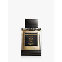 Buy Ermenegildo Zegna Essenze Bourbon Vanilla Eau de Toilette, 125ml Online at johnlewis.com