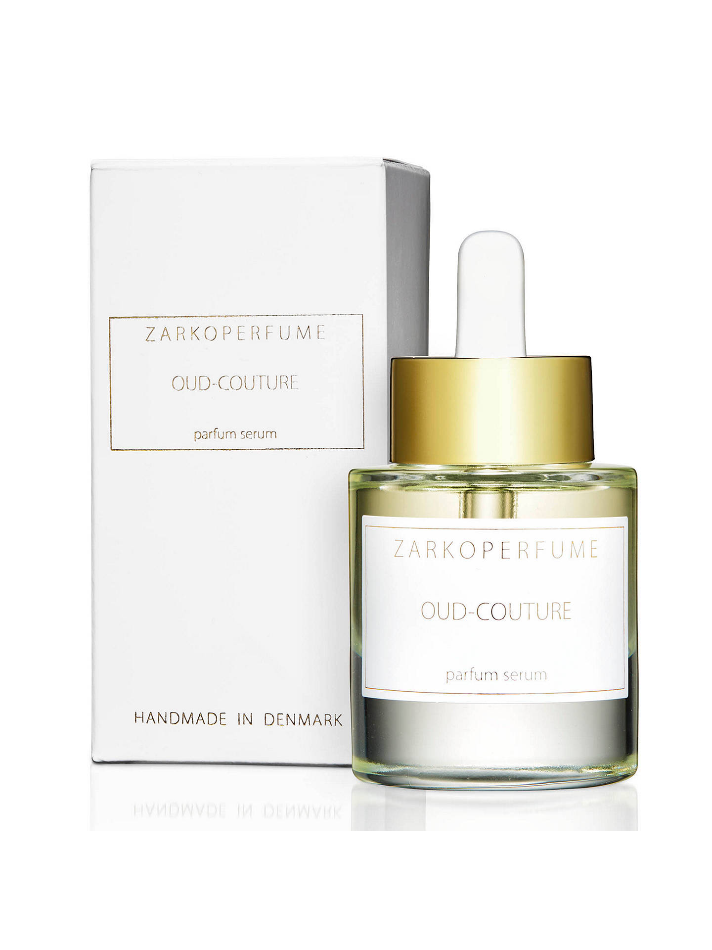 BuyZARKOPERFUME Oud-Couture Parfum Serum, 30ml Online at johnlewis.com