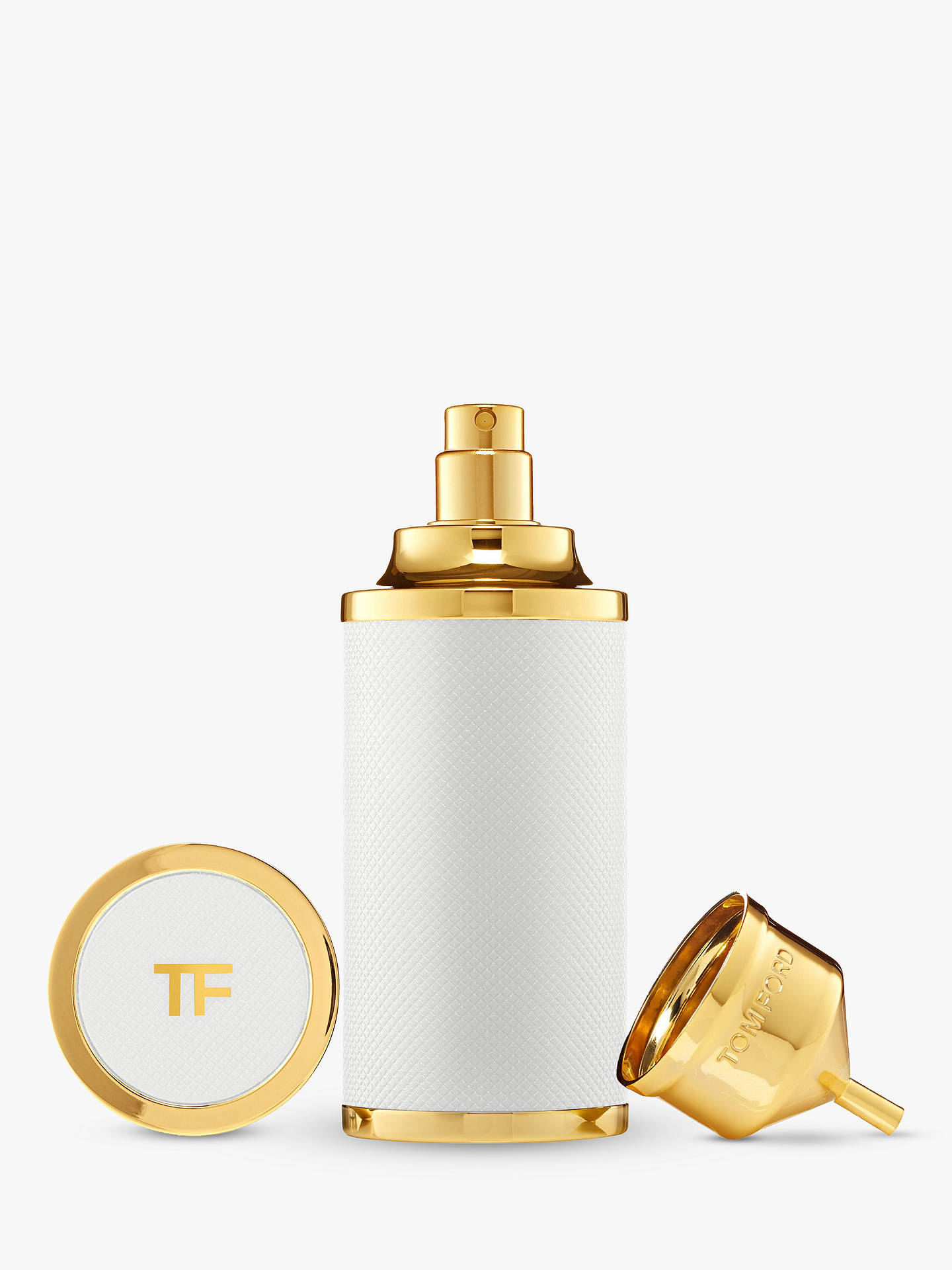 BuyTOM FORD Private Blend Soleil Blanc Atomizer, 50ml Online at johnlewis.com