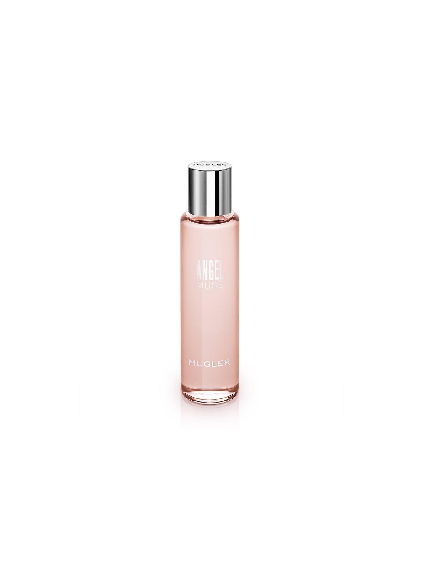 Mugler Angel Muse Eau De Parfum Refill Bottle 100ml At John Lewis