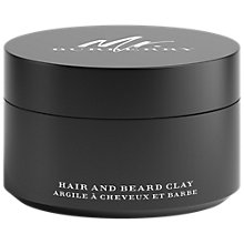 Buy Burberry Mr. Burberry Face And Beard Clay, 50g Online at johnlewis.com