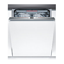 Buy Bosch SMV68MD00G Integrated Dishwasher Online at johnlewis.com
