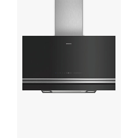 Buy Siemens LC97FWV60B Chimney Cooker Hood, Stainless Steel Online at johnlewis.com