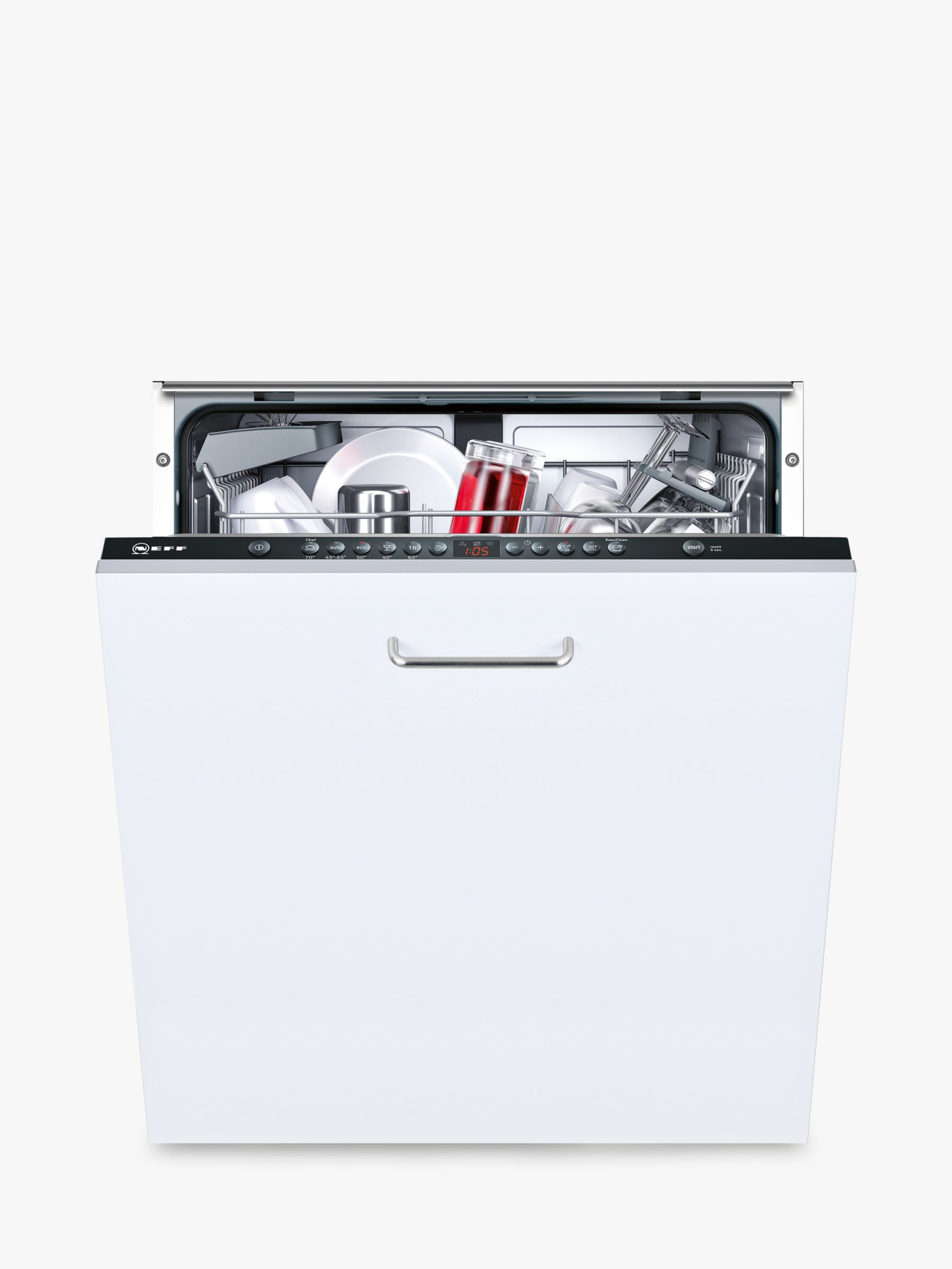 NEFF Neff S513G60X0G Integrated Dishwasher