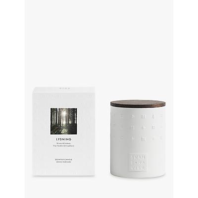 SKANDINAVISK Lysning Ceramic Candle