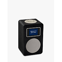 Buy John Lewis Aria DAB/DAB+/FM Bluetooth Radio Online at johnlewis.com