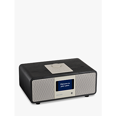 Image of John Lewis & Partners Octave DAB/DAB+/FM/Internet Radio with Wi-Fi & Bluetooth