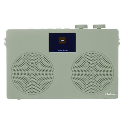 John Lewis Spectrum Duo II DAB/DAB+/FM Bluetooth NFC Digital Radio