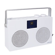 Buy John Lewis Spectrum Duo II DAB/DAB+/FM Bluetooth NFC Digital Radio Online at johnlewis.com