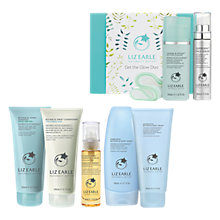 Buy Liz Earle Shampoo, Body Wash, Body Cream, Conditioner and Hair Shine Oil with Gift Online at johnlewis.com