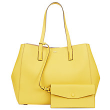 Buy DKNY Bryant Park Saffiano Leather Bucket Bag Online at johnlewis.com