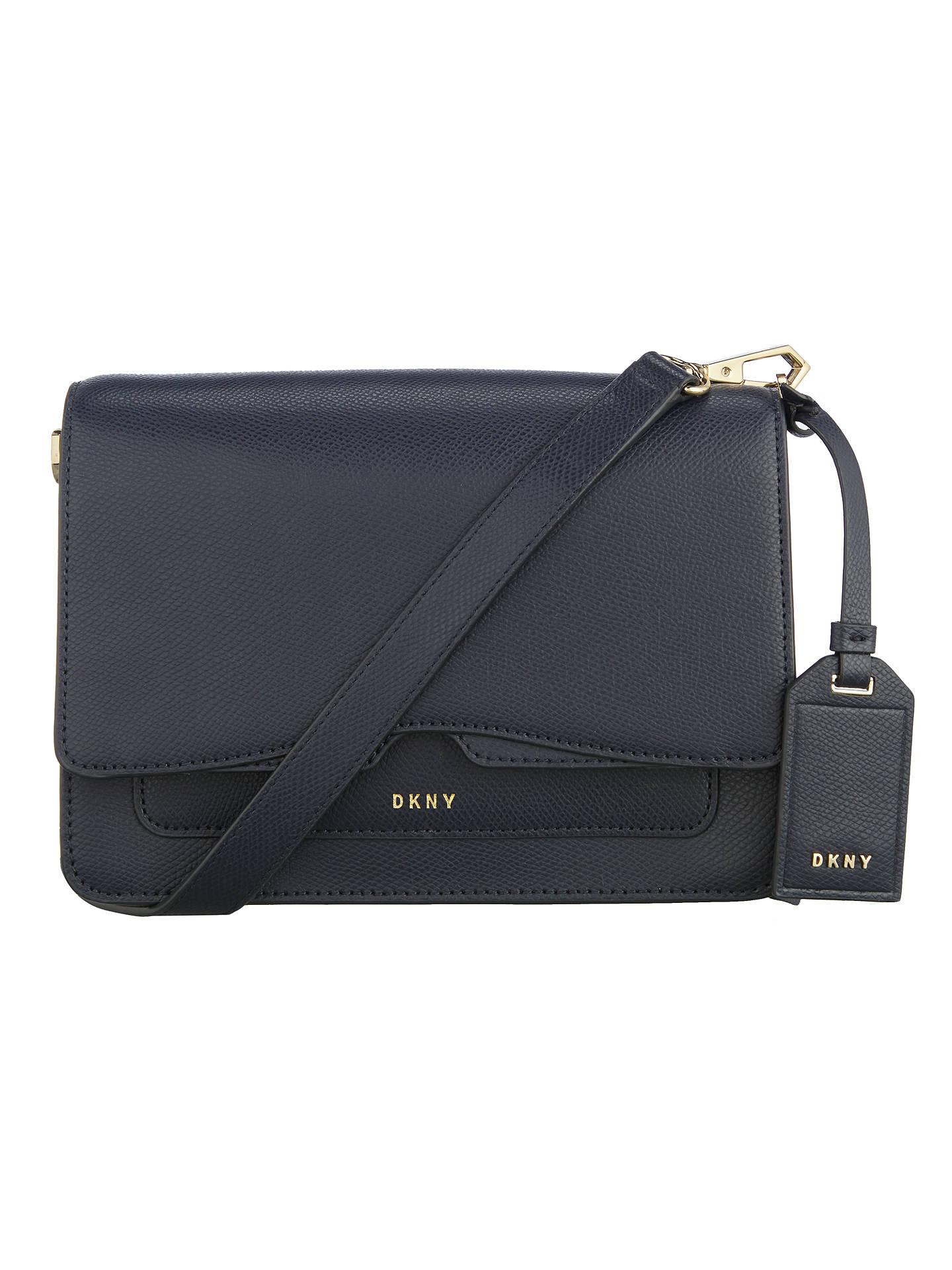 6a4ec09318 Buy DKNY Bryant Park Saffiano Leather Flap Cross Body Bag