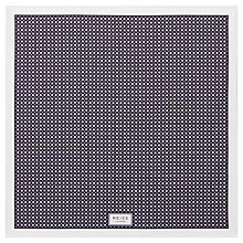 Buy Reiss Diego Houndstooth Pocket Square, Navy Online at johnlewis.com