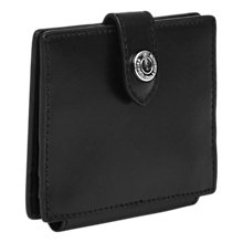 Buy Reiss Cashin Leather Card Holder, Black Online at johnlewis.com