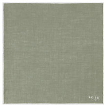 Buy Reiss Illinois Linen Pocket Square Online at johnlewis.com