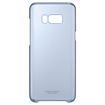 Samsung Galaxy S8 Plus Clear Cover