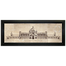 Buy Brookpace - Grand Estate In The County Framed Print, 103 x 42cm Online at johnlewis.com