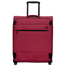 Buy Qubed Matrix 55cm Wide Spinner Cabin Case Online at johnlewis.com