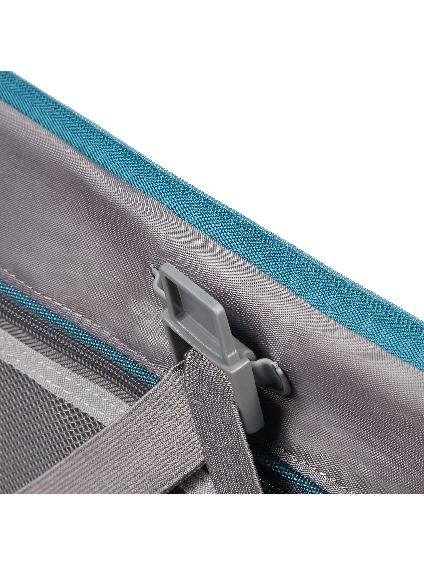 BuySamsonite Spark SNG 55cm 4-Wheel Cabin Case, Petrol Blue Online at johnlewis.com