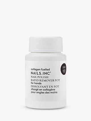 Nails Inc Express Nail Polish Remover, 50ml