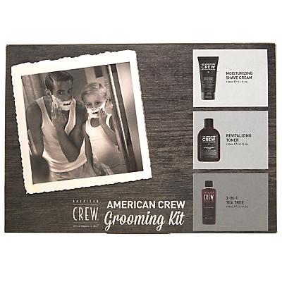 Image of American Crew Grooming Kit