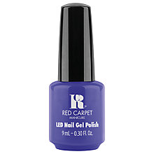 Buy Red Carpet Manicure LED Gel Nail Polish - Purples & Blues, 9ml Online at johnlewis.com