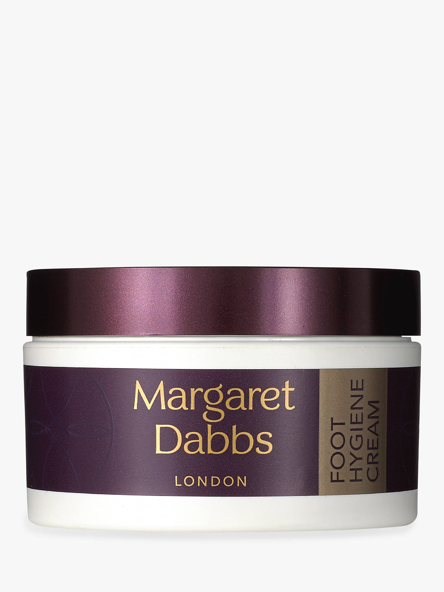 BuyMargaret Dabbs London Foot Hygiene Cream, 100ml Online at johnlewis.com