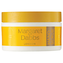 Buy Margaret Dabbs Exfoliating Hand Scrub, 100ml Online at johnlewis.com