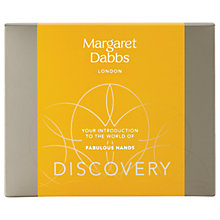 Buy Margaret Dabbs Fabulous Hands Discovery Kit Online at johnlewis.com