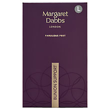 Buy Margaret Dabbs Bunion Support Left Side Online at johnlewis.com