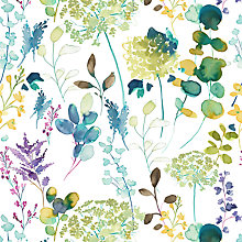 Buy bluebellgray Botanical Wallpaper Online at johnlewis.com