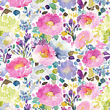 Buy bluebellgray Majorelle Wallpaper, Multi Online at johnlewis.com
