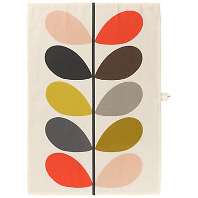 Orla Kiely Multi Stem Tea Towel