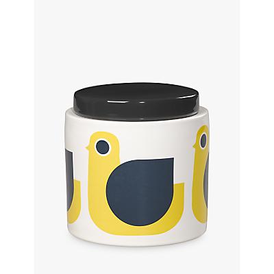 Orla Kiely Hen Storage Jar, 1L