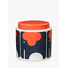 Buy Orla Kiely Elephant Storage Jar, 1L Online at johnlewis.com