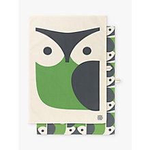 Buy Orla Kiely Owl Tea Towel, Pack of 2 Online at johnlewis.com