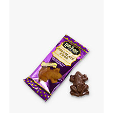 Buy Jelly Belly Harry Potter Chocolate Frog, 15g Online at johnlewis.com