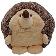 Buy Easter Hedgehog Hand Warmer Cuddle Cushion Online at johnlewis.com
