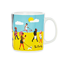 Buy John Lewis National Treasures Whatever the Weather Mug, Multi Online at johnlewis.com