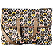 Buy Orla Kiely Mini Wild Daisy Foldover Tote Bag, Multi Online at johnlewis.com
