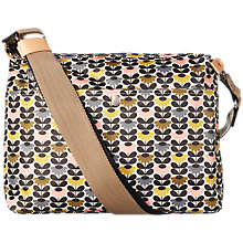Buy Orla Kiely Mini Wild Daisy Across Body Bag, Multi Online at johnlewis.com
