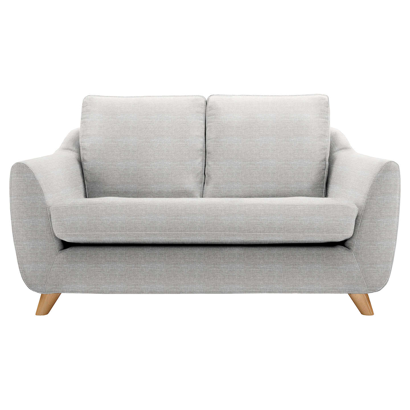 BuyG Plan Vintage The Sixty Seven Small 2 Seater Sofa, Marl Grey Online at johnlewis.com