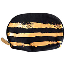 Buy Rosanna Brush Stroke Cosmetic Bag, Small Online at johnlewis.com