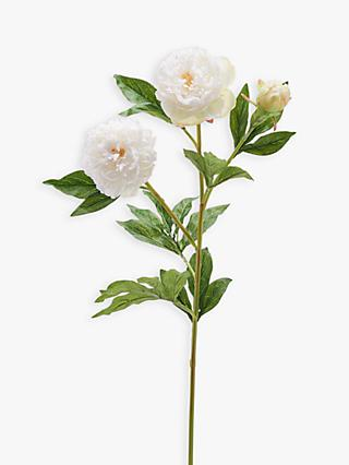Artificial flowers plants silk flowers table centrepieces john peony artificial single stem mightylinksfo