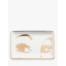 Buy Rosanna Eyelash Trinket Tray Online at johnlewis.com