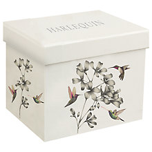 Buy Harlequin Amazilia White Mug Online at johnlewis.com